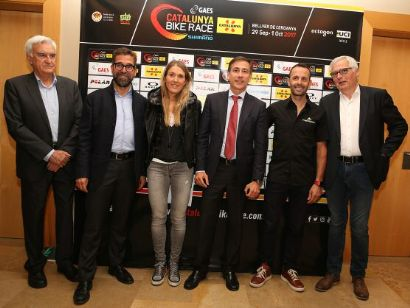Presentada la nueva GAES Catalunya Bike Race presented by Shimano