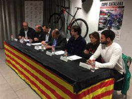 Presentada en Corró d´Amunt la tercera prueba de la Copa Catalana Internacional