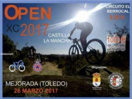 Mejorada se estrena como sede del Open XC de Castilla-La Mancha este fin de semana