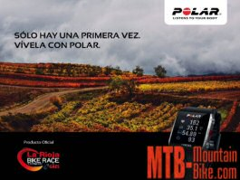Polar, patrocinador de La Rioja Bike Race by GAES