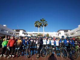 Exitosa quedada del Primaflor-Mondraker-Rotor Racing Team