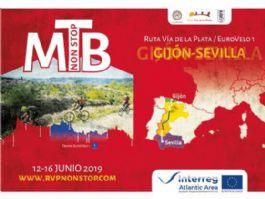 Arranca en Gijón la Ruta Vía de la Plata Non Stop / Eurovelo 1