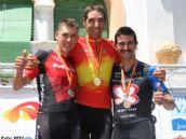 Moralzarzal acogerá el Campeonato de España de MTB en Team Relay, XCO y XCE