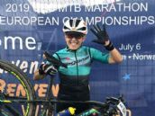 Clàudia Galicia, quinta en el Campeonato de Europa de XCM