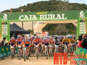 Lumbier acoger� la tercera prueba de la Copa Caja Rural BTT