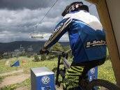 Empieza un oto�o de enduro y descenso en La Molina Bike Park