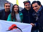 Luis Pasamontes disputará la Titan Tropic Cuba contra el cáncer y la fibrosis quística