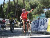 Manu Cordero triunfa en la tercera etapa de la Vuelta Andaluc�a MTB