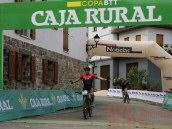 Miguel Sanzol y Lilian Soriano se imponen en la Copa Caja Rural BTT de Jaurrieta