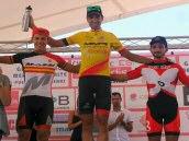 Valero remata su gran a�o ganando el Open de Espa�a XCO Cofidis