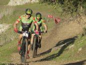 Pedro Romero y Dani Carreño se imponen en la Aquanex-Val Serena Bike Race