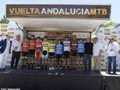 Jos� Luis Carrasco y Mar�a D�az revalidan el t�tulo en la Vuelta Andaluc�a MTB