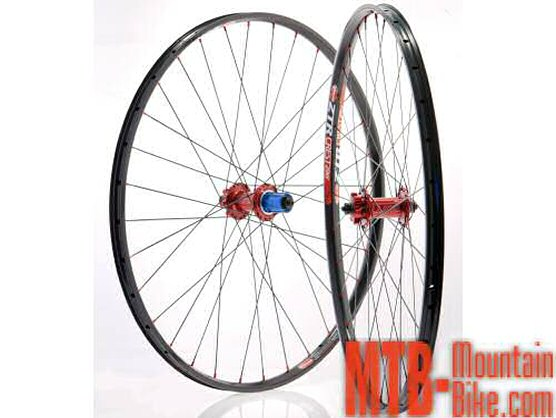 Ruedas Tune Race 2.0, unas de las m�s ligeras para mountain bike