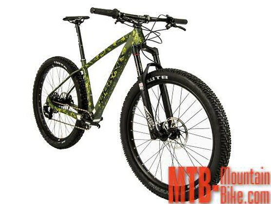 Berria Bike presenta la nueva Bravo Fatty 27,5 Plus