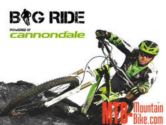 La Big Ride Powered by Cannondale llega a Manzaneda