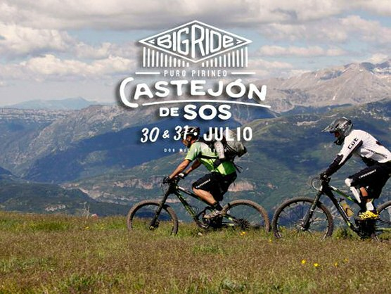 Big Ride Open de Espa�a de Enduro se decide en Castej�n de Sos