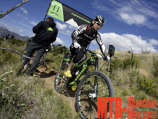 Tui se prepara para el Big Ride by Cannondale-Open de España de Enduro