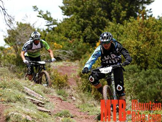 Big Ride Puro Pirineo, final de altura del Open de Espa�a de Enduro