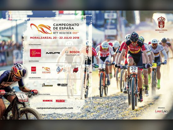 Circuito Xco Moralzarzal : El campeonato de españa mtb xco se disputará a lo