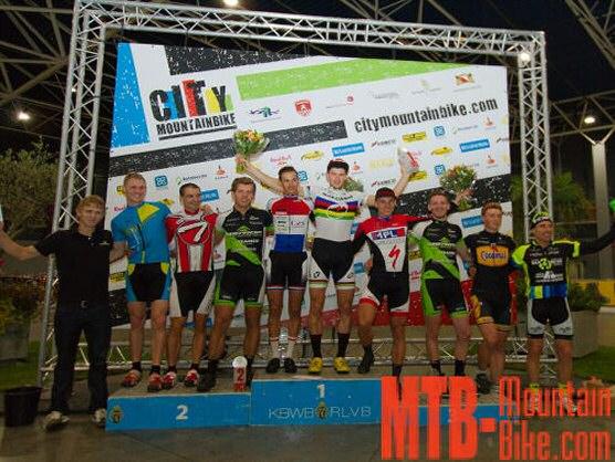 City Mountainbike: Andy Eyring gana la general y Fabrice Mels la gran final