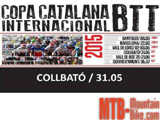 La Copa Catalana Internacional de BTT llega a Collbat� con todo por decidir
