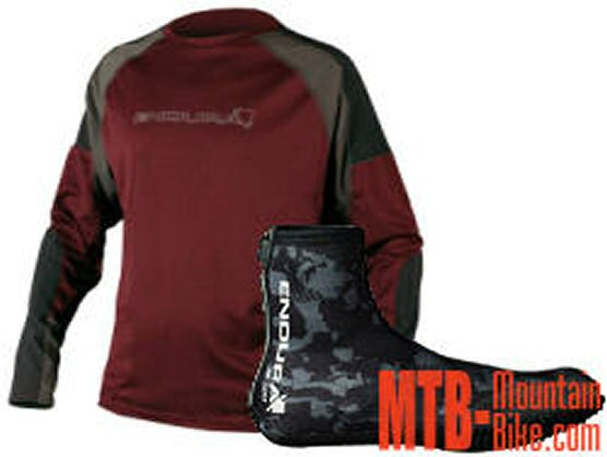 MT500 Burner Shirt y MT500 Overshoe