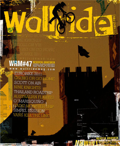 Número 47 de Wallride Bike Magazine