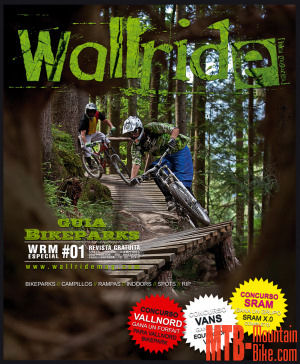 Wallride Bike Magazine Bikeparks