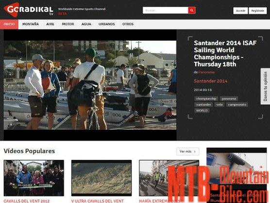 goRadikal, la nueva televisi�n online de deportes alternativos y extremos