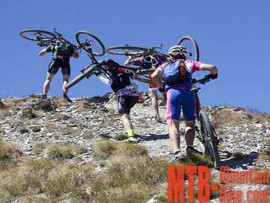 Milton Ramos se impone en la primera etapa del Iron Bike