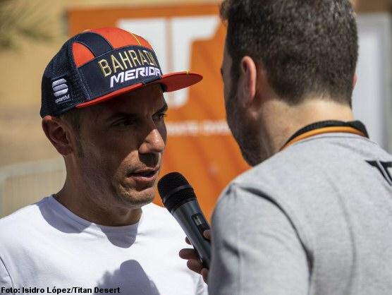 Un participante español fallece en la segunda etapa de la Titan Desert