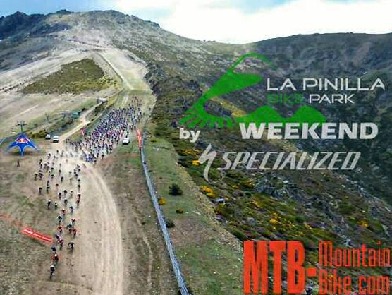 Éxito de la Pinilla Bike Park Weekend By Specialized [Vídeo]