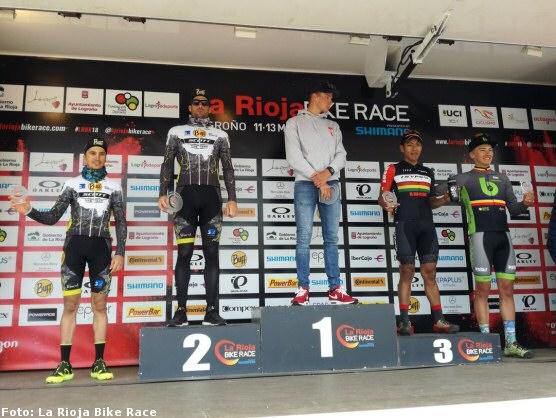 Van der Poel remporte la Rioja Bike Race en remportant la dernière étape