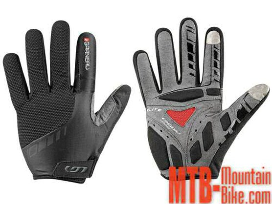 As� son los guantes Elite Touch de Louis Garneau para la primavera