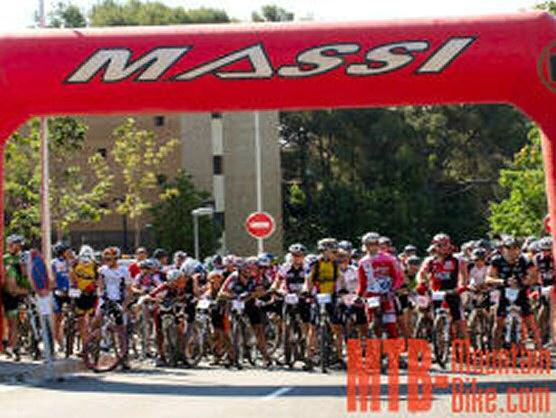 Open btt tour m s de 500 bikers participaron en la prueba - Mas duran sant quirze del valles ...