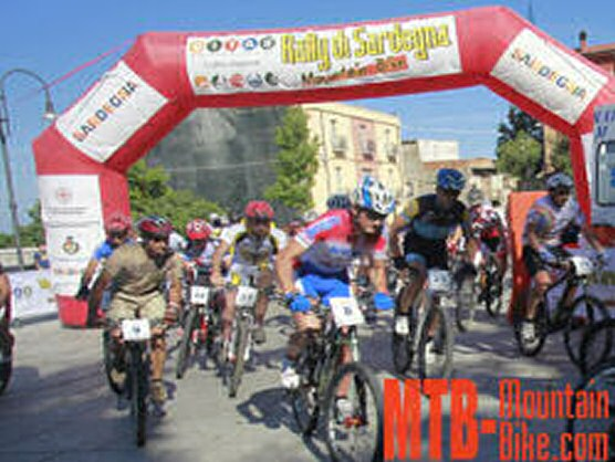 Todo listo para el Rally di Sardegna International Mountain Bike
