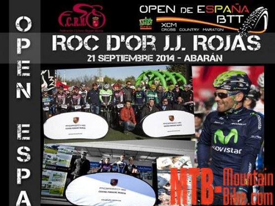 Copa de Espa�a XCM: Todo listo para el II Roc d�or MTB Jos� Joaqu�n Rojas