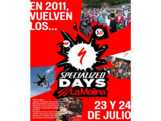 Los Specialized Days 2011 abren inscripciones y confirman la presencia de Ned Overend