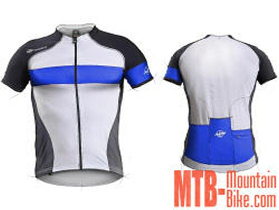 Stripe Jersey Blue