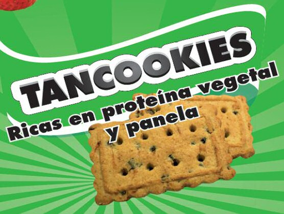 Tancookies, la galleta de los ciclistas del MMR Factory Racing