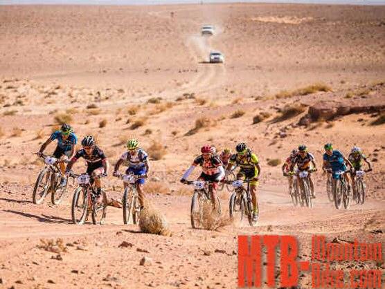 Jos� Luis Layola, con esclerosis m�ltiple, volver� a correr la Titan Desert