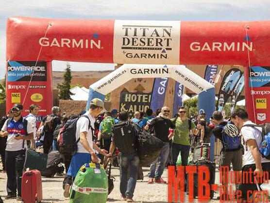 Pereiro, Ramos, Wallace, Zubero y Pasamontes buscan el triunfo en la Titan Desert by Garmin