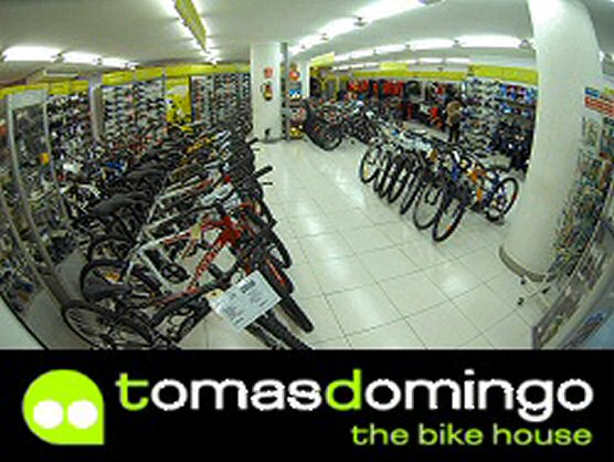 Tom�s Domingo-The Bike House abrir� en Sant Boi de Llobregat su tercera tienda