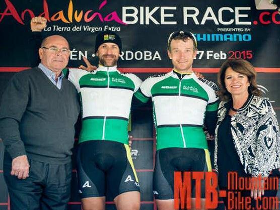 El Topeak-Ergon se lleva la Andaluc�a Bike Race tras ganar la �ltima etapa
