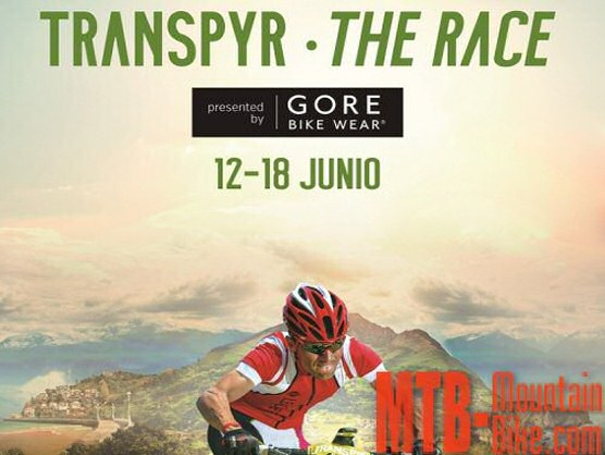Transpyr se abre a la competición con The Race presented by Gore Bike Wear