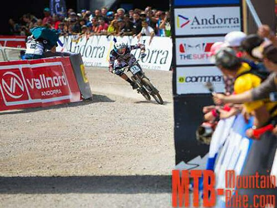 Los UCI Mountain Bike & Trials World Championships llegan a Vallnord Bike Park la Massana