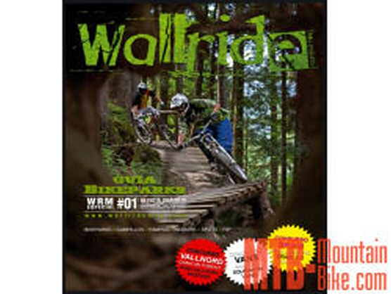 Wallride Bike Magazine estará disponible también en kioscos