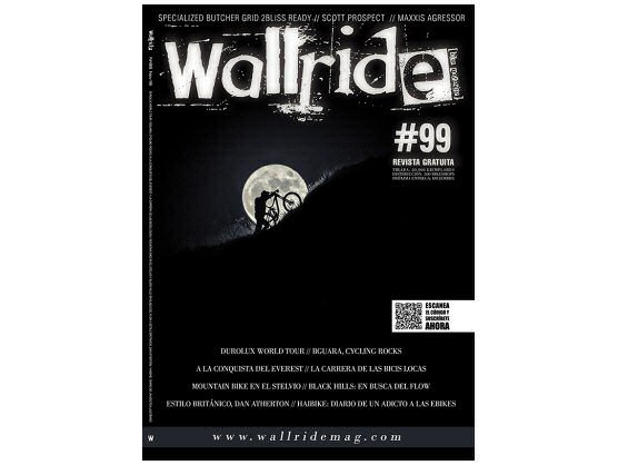 Ya está disponible el número 99 de Wallride Bike Magazine