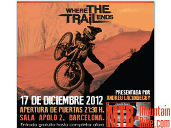 "Andreu Lacondeguy presenta en Barcelona ""Where The Trail Ends"""