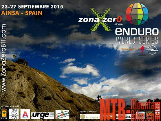 Specialized y Opel, patrocinadores de las Enduro World Series Aínsa